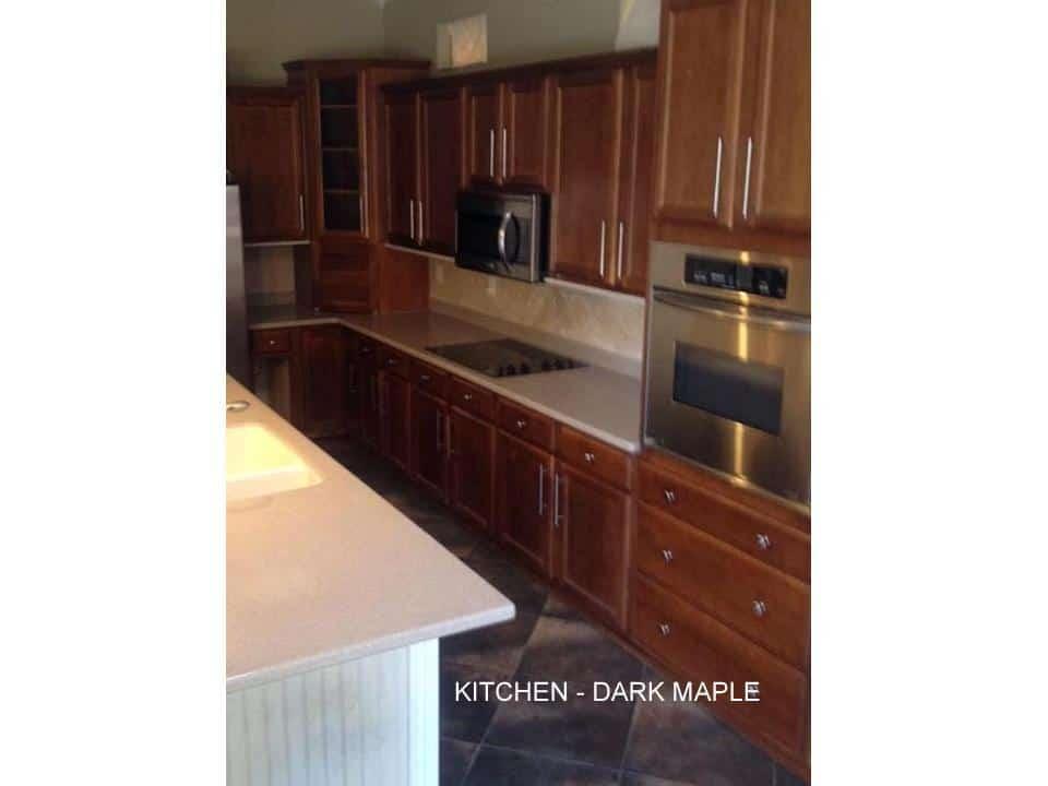 Kitchen cabinets custom