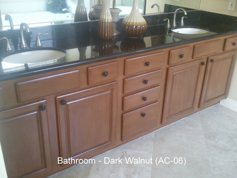 Before After Photos Designer Cabinet Refinishing