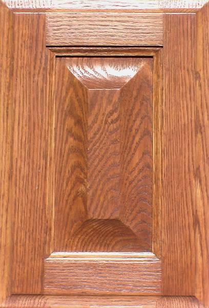 Kitchen cabinets custom wood look