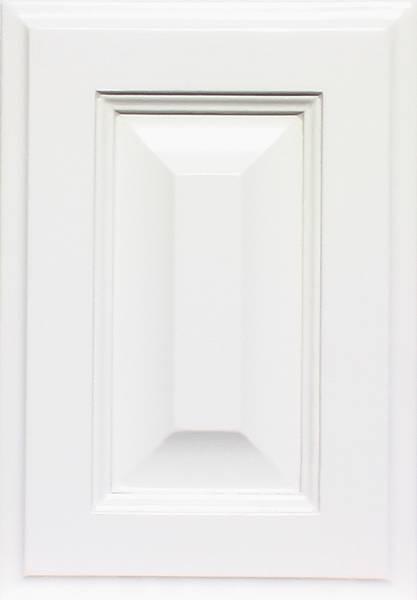 Kitchen cabinets custom white